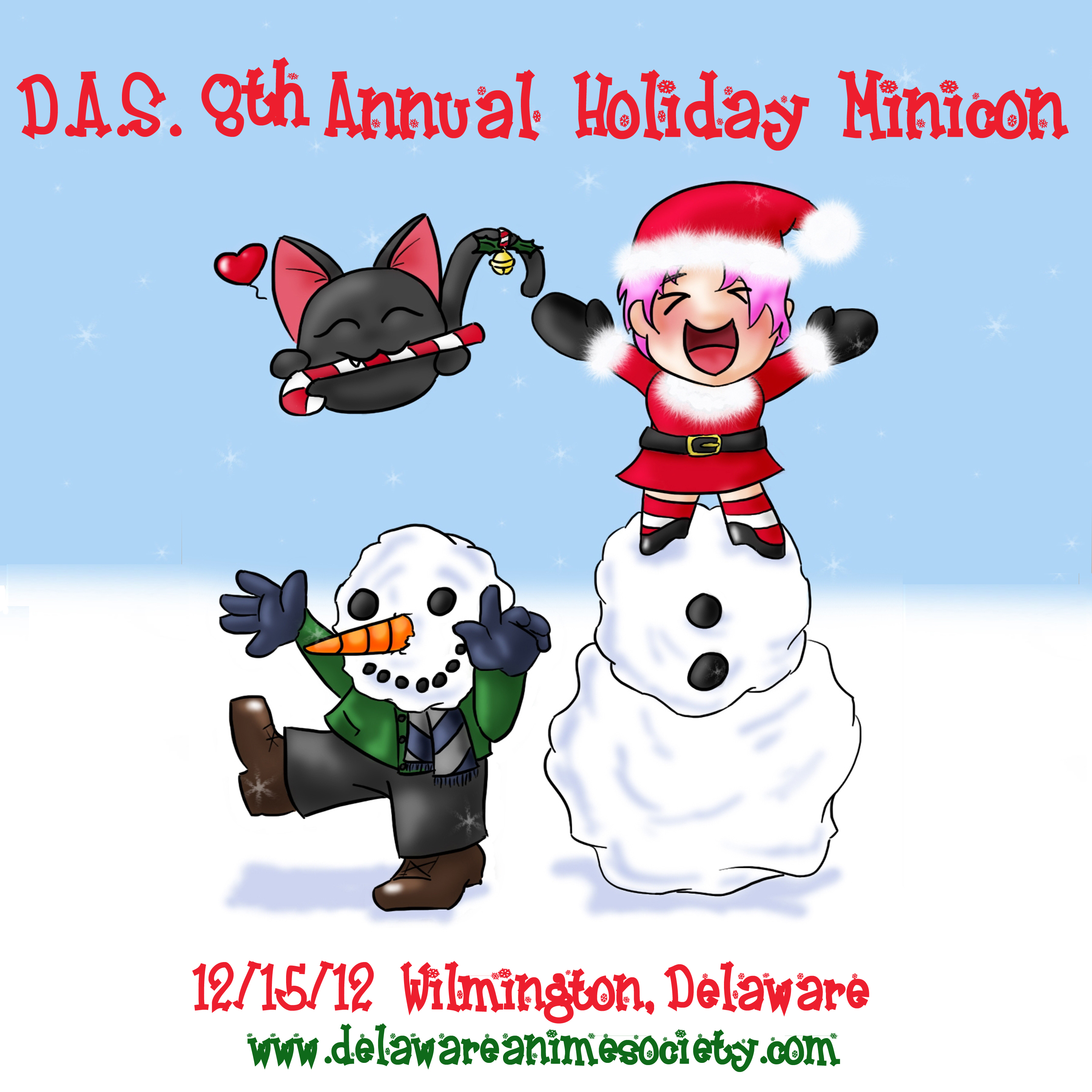 DAS Holiday Minicon